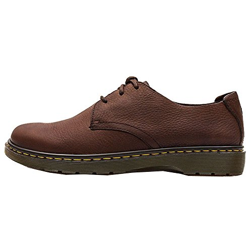 Bexley 3 Eye Shoe - Dark Brown Grizzly Brun Foncé