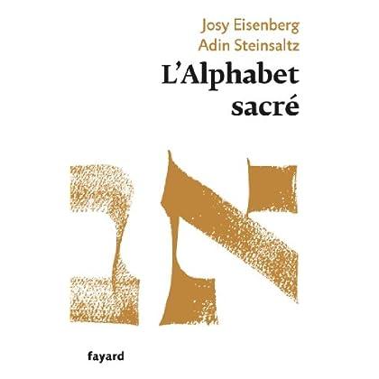 L'Alphabet sacré (Essais)
