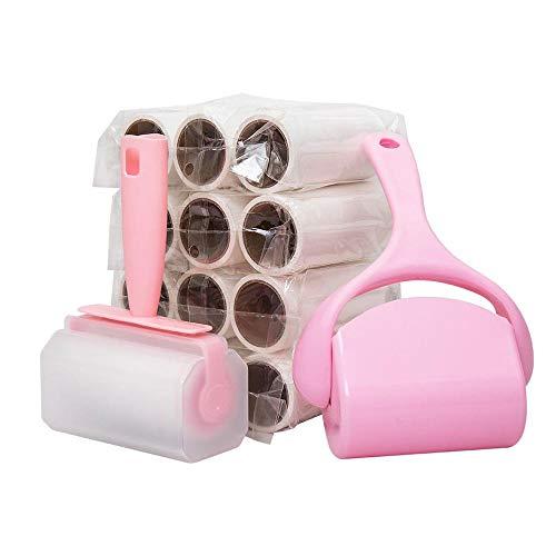 KLYJ DYJD Staubbürste für Haustierhaare, Stoffflusen, Klebstoffentferner, Kleiderroller, Reinigungswerkzeug für Haushalt