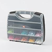 Prym 393900 Boite Color Snaps sans Couture 300 Pieces + Outils Plastique Multicolore 2x1x1 cm