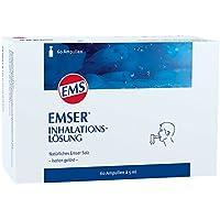 Preisvergleich für Emser Inhalations-Lösung Ampullen à 5 ml, 60 St
