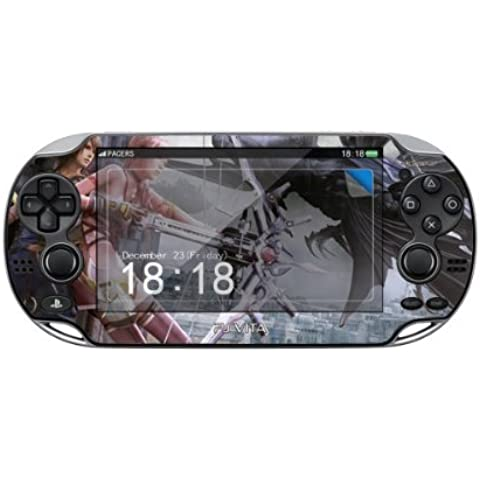 Final Fantasy PSV Sony PS Vita Protective Skin Decal Sticker by Pacers