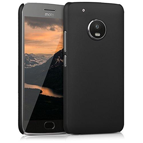 kwmobile Motorola Moto G5 Plus Hülle - Handy Cover Case Schutzhülle - Backcover Hardcover für Motorola Moto G5 Plus