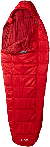 VAUDE Damen Kunstfaser Sioux 400 S SYN, Dark Indian Red, Left, 12238