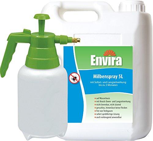 ENVIRA Milbenabwehr Drucksprüher