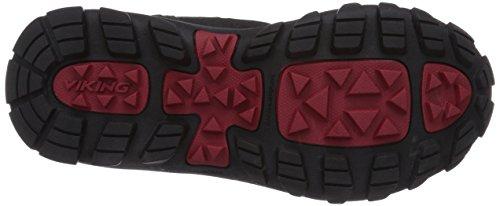 Viking Mammoth Ii Gtx, Chaussures de multisports outdoor mixte adulte Noir