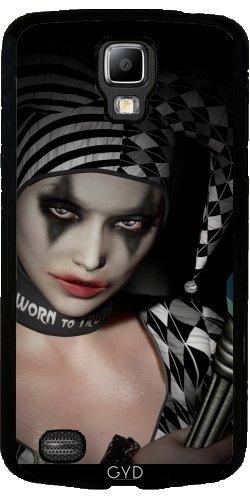 Hülle für Samsung Galaxy S4 Active i9295 - Für Wen Haltet Ihr Narren Nennen by Britta (Up Make Jester)