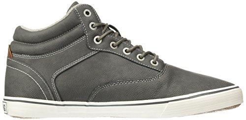 Mustang Men 4103-501-20 Sneaker Alta Grigio (grigio Scuro)