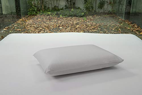 108dce01fb9c32 BSensible Tencel Funda de almohada protectora impermeable y transpirable  Blanco 70 x 40
