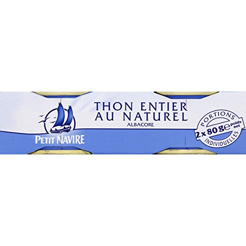 Thon entier au naturel - ( Prix Unitaire ) - Envoi Rapide Et Soignée
