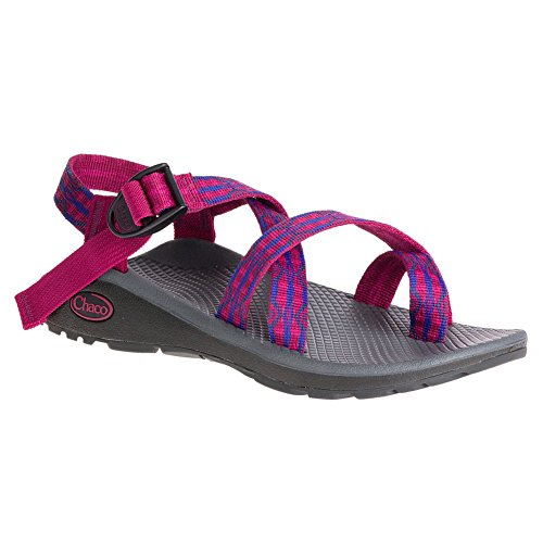 Chaco Womens Zcloud 2 Sport Sandal Berry Anemone