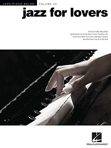 Jazz for Lovers (Jazz Piano Solos Series) (Hal Leonard Jazz Piano)