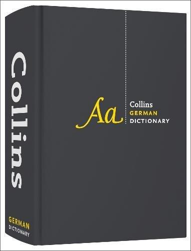 Collins German Dictionary: Complete & Unabridged in Colour (Collins Complete and Unabridged)