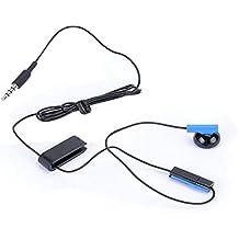 JYR alta calidad auriculares para Playstation 4 controladores de PS4 - Negro y azul