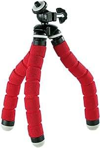 Somikon Ultraflexibles, superbiegsames Dreibein-Kamerastativ, klein