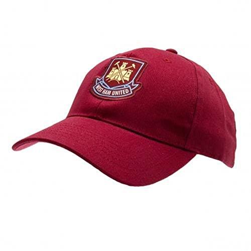 e9d56d3e77e New Official Football Team Baseball Caps (West Ham United (Claret))