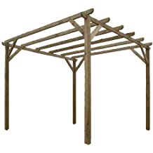 Amazon It Pergola Legno