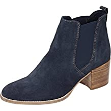 What For - Damen - Paula - Stiefeletten & Boots - schwarz MDHqEdf