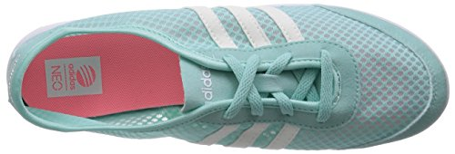 adidas Neo QT Lite Femmes chaussures de course blue