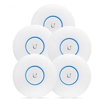 Ubiquiti Networks UAP-AC-LR-5 UniFi AC Long Range WLAN Access Points (Pack fo 5)