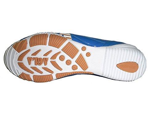 AGLA , Chaussures pour homme spécial foot en salle Bleu roi