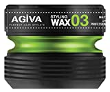 AGIVA 3 HAIR WAX MATT 175 ml