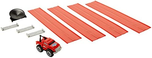 Max Tow Truck Truck Truck 83659 Mini Haulers Red Tow Truck   Track Pieces Vehicle by Max Tow Truck cc84e6