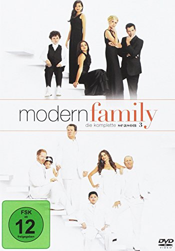 Modern Family - Staffel 3 (3 DVDs)