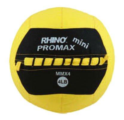 Champion Sports Rhino Mini Promax Ball, gelb, 4-Pounds -