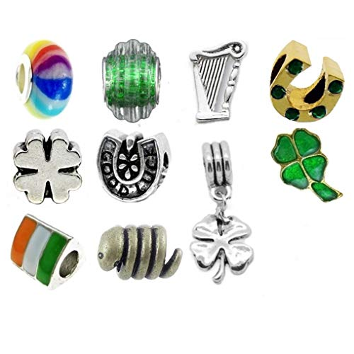 Glückstag Beads und Charms kompatibel mit Pandora Armbändern