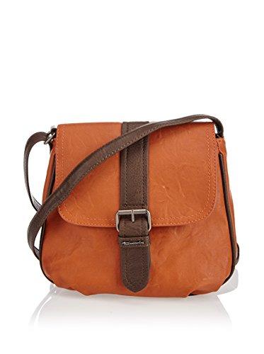Tamaris NANCY Crossover Bag 1061142-426 Damen Umhängetaschen 21x22x7 cm (B x H x T) Orange