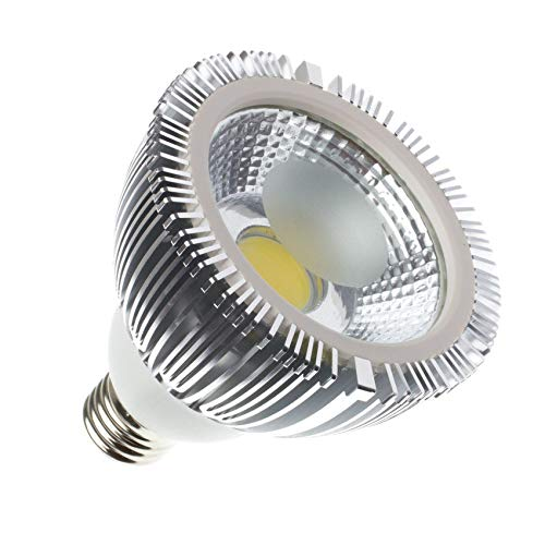 Lámpara LED E27 PAR30 COB 7W Blanco Frío 6000K