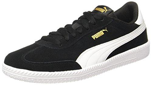 Puma Unisex-Erwachsene Astro Cup Sneaker, Schwarz (Black-White),44 EU