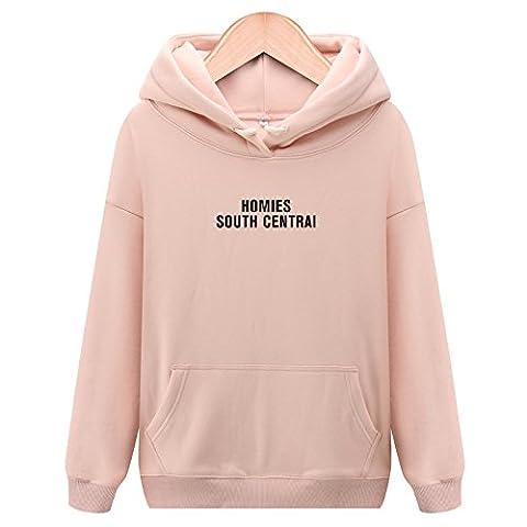 Xuanku Plus Épais Velours Sweater, Même Cap Chers Timbres Vrac Enduire L'Automne Et L'Hiver ,M, Et En Poudre