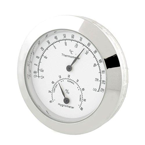 Hygrometer Thermometer Rauchmelder Feuchtigkeit Temperatur für Musikinstrumente Zubehör