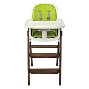 Oxo Sprout Highchair Green Walnut