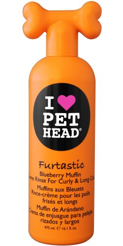 Furtastic Crème Rinse, 16.1oz Blueberry Muffin