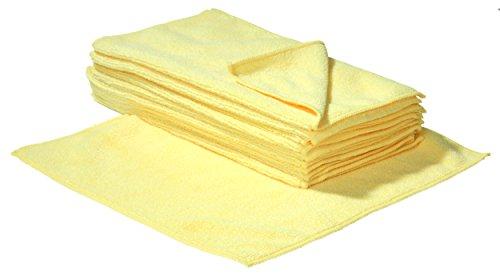10-panni-in-microfibra-giallo-40-x-40-cm-salviette-detergenti-per-la-casa-auto-bad-finestra