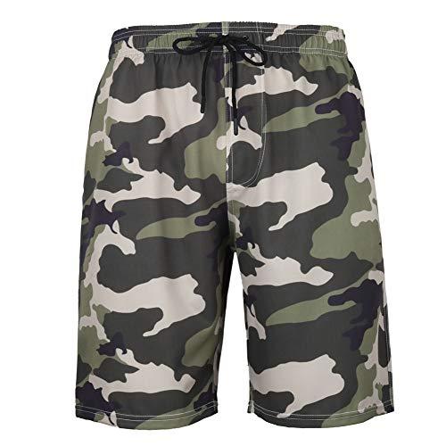 Hombre Pantalones de Playa