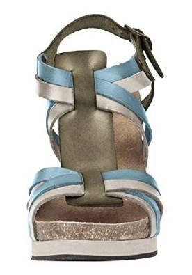 Sandalette aus Nappaleder von Patriia Dini Bunt