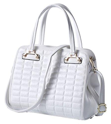 ROYAL WIND ,  Damen Tasche weiß