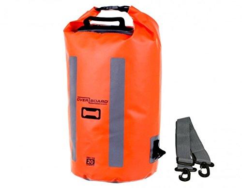 OverBoard sac de voyage imperméable pro-vis or 20 lit