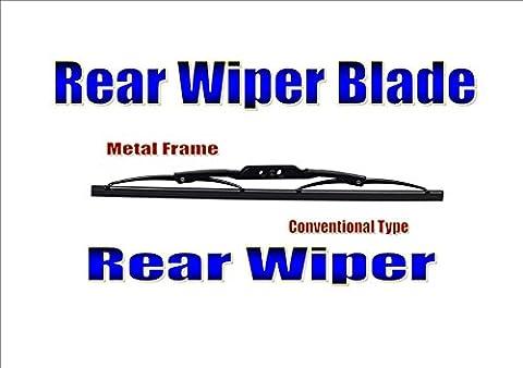 Hyundai Tucson Rear Wiper Blade Back Windscreen Wiper 2004-2010