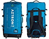 AZTRON Atlas Roller Bag Boardbag mit Rollen Inflatable iSUP Stand Up Paddle Board SUP Rucksack 120l