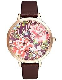 Reloj mujer Charlotte rafaelli (acero Floral 38 mm crf021