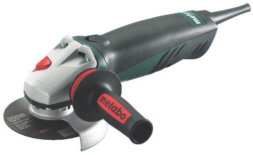 Metabo 6.00266.00 Winkelschleifer W8-125 Quick 800 W, 125 mm, 10000 min