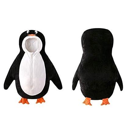 Bebé Saco de dormir 2.5 Tog – Invierno Envolver Manta de Bebé Animal Diseño para Niños y Bebés