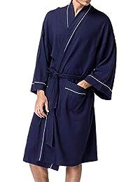 Unisexe Pyjama Nuit Chaude Bain De Fashion Hommes Karité Serviette De Bain  Spa Plus pour Homme 2a1a21c28edf