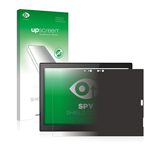 upscreen Anti-Spy Blickschutzfolie kompatibel mit Lenovo ThinkPad X1 Tablet (3.Gen) Privacy Screen Bildschirmschutzfolie - Sichtschutz, Kratzfest