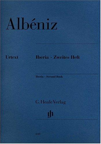 iberia-second-cahier-piano